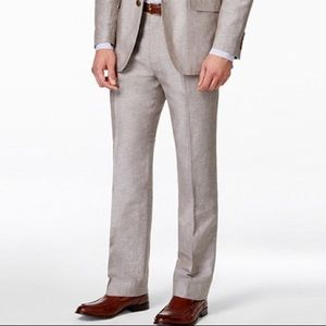 INC Men's Linen Dress Pants - NWT